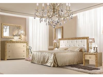 Спальня Тиффани Премиум Капучино