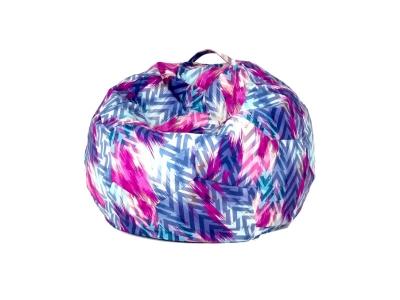 Кресло-мешок Мяч М кат.2 zetta violet