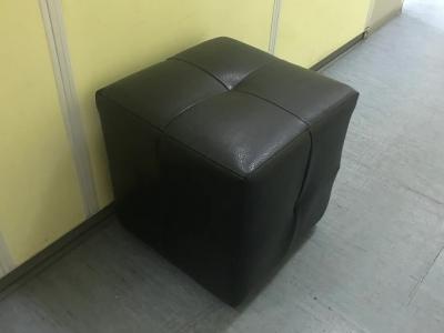 Пуф-Куб Teos Black