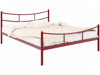 Кровать София Plus красная