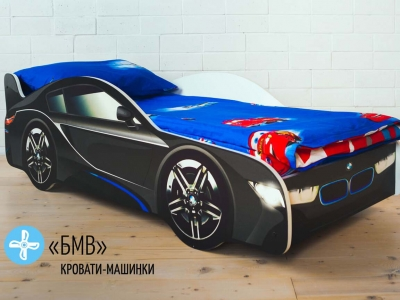 Кровать-машина БМВ