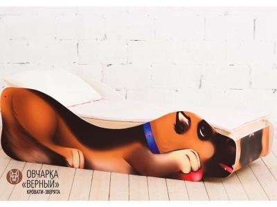 Детская кровать Овчарка - Верный