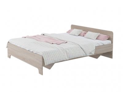 Кровать 1,6 Victor Сонома с основанием