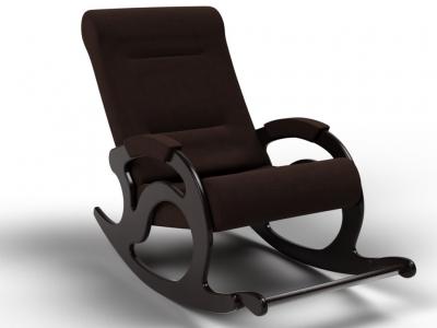 Кресло-качалка Тироль шоколад