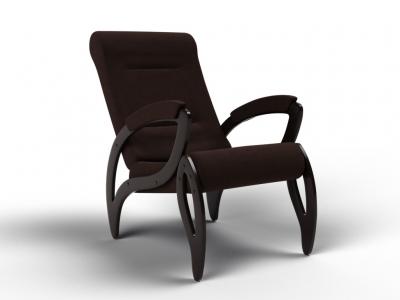 Кресло Зельден шоколад