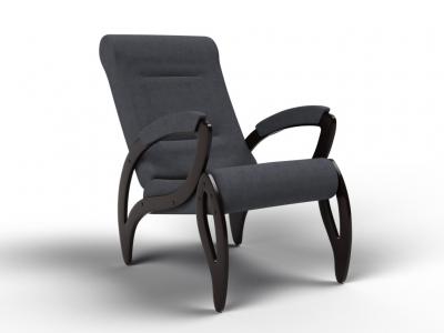 Кресло Зельден графит