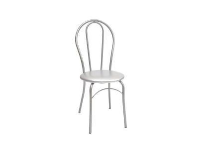 Кухонный стул Элегия серебристый металлик-серебристый