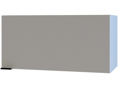 Шкаф к вытяжке Сокол ПН-06.2 Белый/Белый