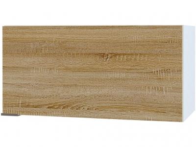 Шкаф к вытяжке Сокол ПН-06.2 Белый/Дуб сонома