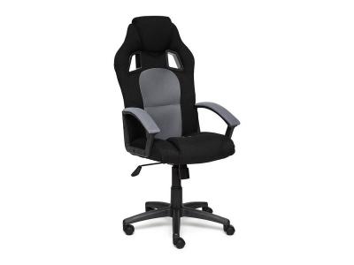 Кресло Driver Чёрный - Серый