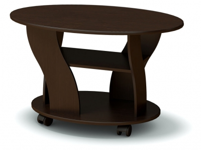 Журнальный столик Волна Венге