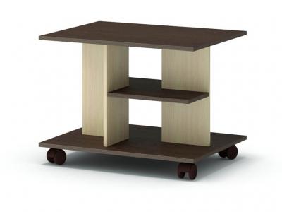 Журнальный столик Кредо Венге - Дуб млечный