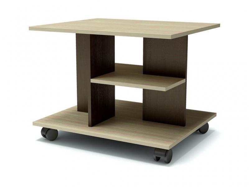 Журнальный столик Кредо Дуб млечный - Венге