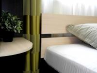 Кровать 140 Эко-стиль с основанием Венге - Дуб млечный
