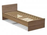 Кровать 80 Эксон с основанием Дуб сонома - Винтаж