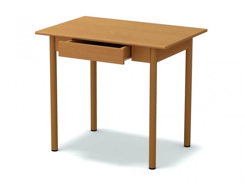 Стол обеденный с ящиком Бук Бавария
