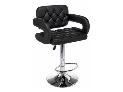 Барный стул Shiny чёрный