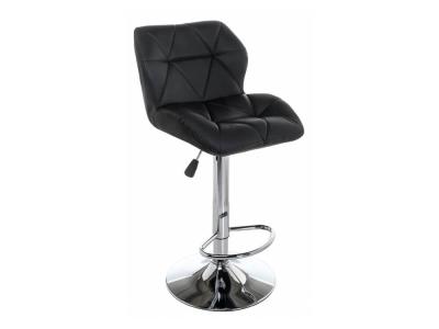 Барный стул Trio чёрный