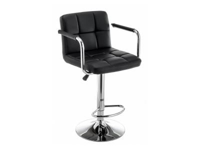 Барный стул Turit чёрный