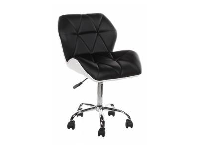 Компьютерное кресло Trizor чёрный - белый