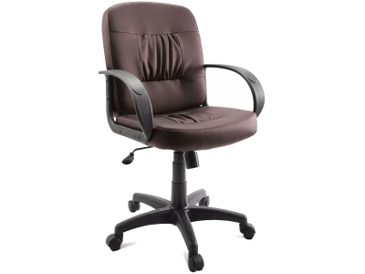 Компьютерное кресло Dikline ST24-34 к/з шоколад