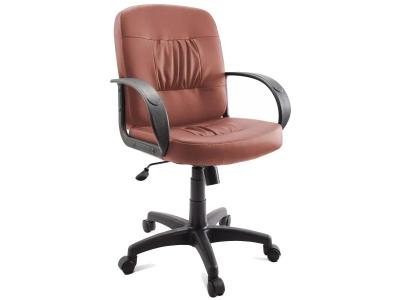 Компьютерное кресло Dikline ST24-37 к/з паприка