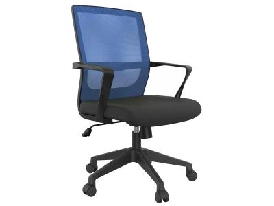 Компьютерное кресло Dikline XT81-13 сетка синяя