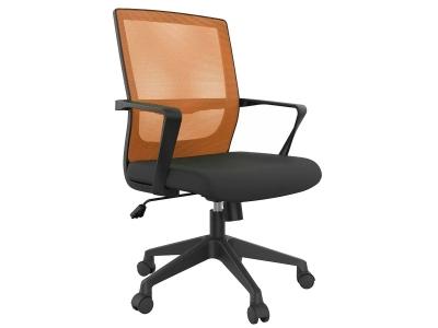 Компьютерное кресло Dikline XT81-14 сетка оранжевая