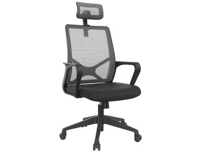 Компьютерное кресло Dikline XT83-12 сетка серая