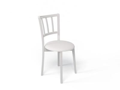 Стул Kenner 105М белый/белый