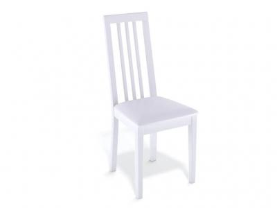 Стул Kenner 130М белый/экокожа белый