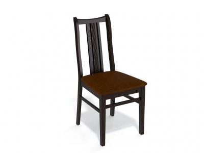 Стул Kenner 138М венге/коричневый