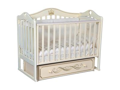 Детская кровать Karolina-8 слоновая кость