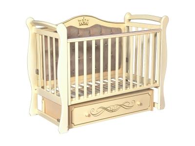 Детская кровать Olivia-1 слоновая кость