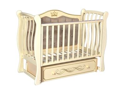 Детская кровать Olivia-2 слоновая кость