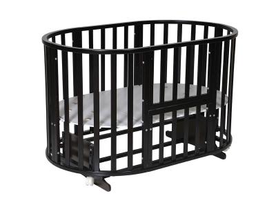Детская кровать Sofia-2 6 в1 шоколад