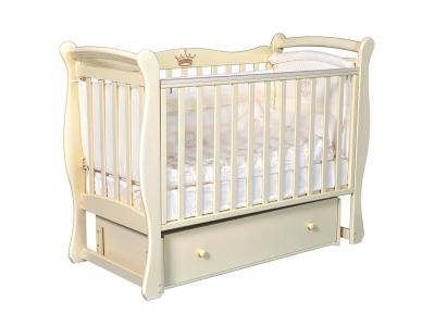 Детская кровать Viola-1 слоновая кость