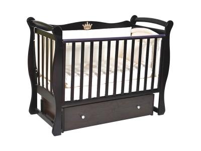 Детская кровать Viola-1 шоколад