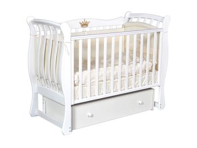 Детская кровать Viola-3 белый