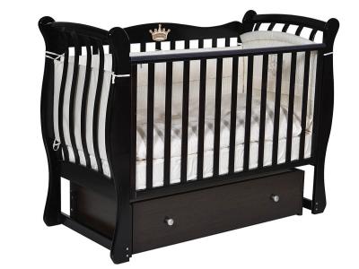 Детская кровать Viola-3 шоколад