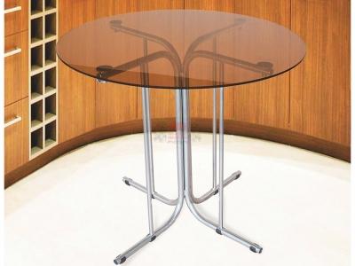 Стол обеденный из стекла - 17