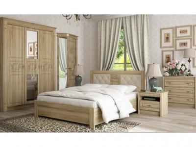 Спальня Люси дуб сонома/дуб сонома