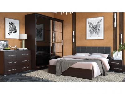 Спальня Наоми венге