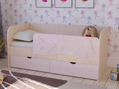 Кровать Бабочки 1800